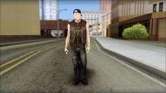 Benji from Good Charlotte for GTA San Andreas
