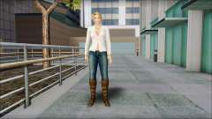 Sarah from Dead or Alive 5 v1 for GTA San Andreas