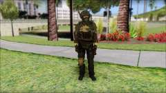 Roach Anderson in Dark Suit from MW2 for GTA San Andreas