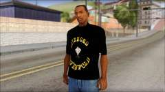 A7X Golden Deathbat Fan T-Shirt for GTA San Andreas