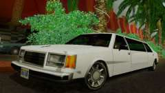 Washington Limousine for GTA San Andreas