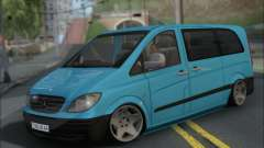 Mercedes-Benz 115 CDI Vito 2007 Stance for GTA San Andreas