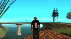 T-Shirt Paul Walker for GTA San Andreas