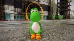 Yoshi from Super Mario