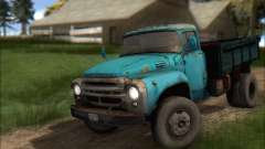 ZIL 130 van for GTA San Andreas