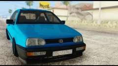 Volkswagen MK3 deLidoLu Edit for GTA San Andreas
