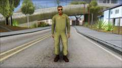 USAF Pilot On Base for GTA San Andreas