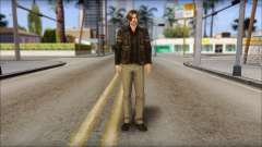 Leon Kennedy from Resident Evil 6 v2 for GTA San Andreas