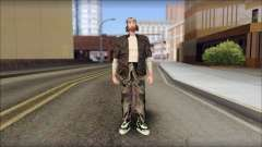 The Truth Skin for GTA San Andreas