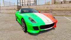 Ferrari 599 GTO PJ4