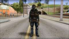 Tactical GIGN from Soldier Front 2 for GTA San Andreas