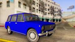 VAZ 2102 Runoff for GTA San Andreas