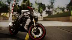 Kawasaki Z1000 2014 - The Predator for GTA San Andreas