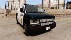 Vapid Speedo Los Santos Police [ELS]