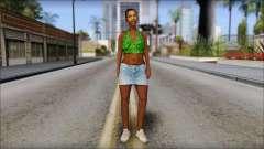 Kendl Skin for GTA San Andreas