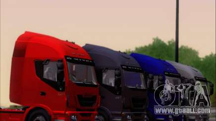 Iveco Stralis HiWay 560 e6 4x2 for GTA San Andreas