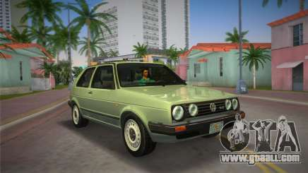 Volkswagen Golf II 1991 for GTA Vice City