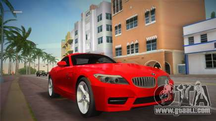 BMW Z4 sDrive35is for GTA Vice City