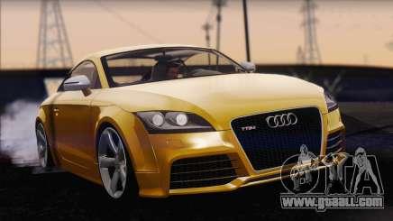Audi TT RS v2 2011 for GTA San Andreas