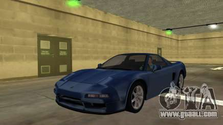 Acura NSX 1991 for GTA Vice City