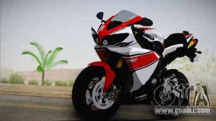 Yamaha R1 2011 for GTA San Andreas