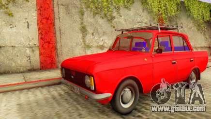 Moskvich 412 [DSA] for GTA San Andreas