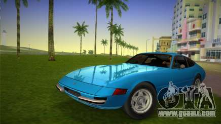 Ferrari 365 GTB for GTA Vice City