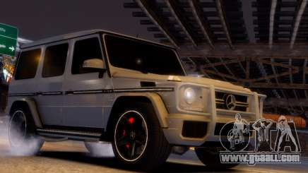 Mercedes-Benz G65 AMG v1.1 for GTA 4