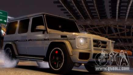 Mercedes-Benz G65 AMG v1.1 for GTA 4