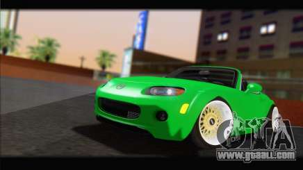 Mazda MX-5 2010 for GTA San Andreas