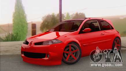 Renault Megane II HatchBack for GTA San Andreas