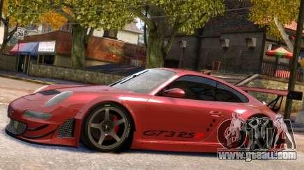 Porsche 911 GT3RSR for GTA 4
