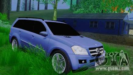 Mercedes-Benz GL500 for GTA San Andreas