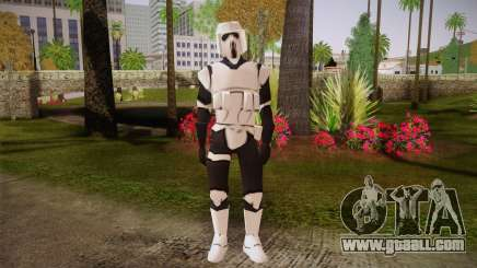 Scout trooper II for GTA San Andreas
