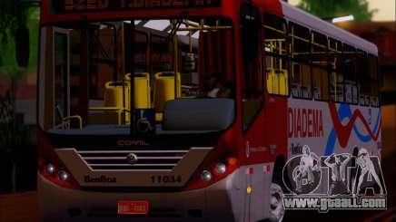 Comil Svelto 2008 Volksbus 17-2 Benfica Diadema for GTA San Andreas