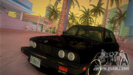 BMW 535i US-spec e28 1985 for GTA Vice City