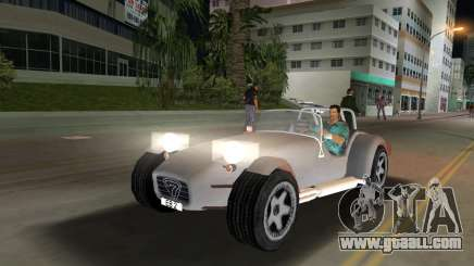 Caterham Super Seven for GTA Vice City