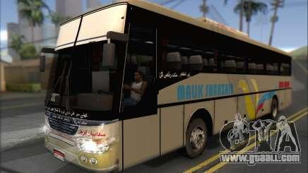Sada Bahar Coach for GTA San Andreas