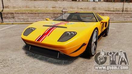 Vapid Bullet RS for GTA 4