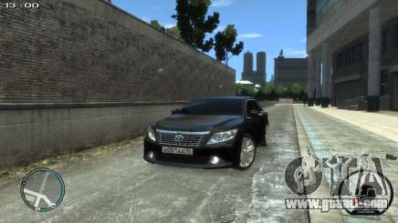 Toyota Camry 2013 for GTA 4
