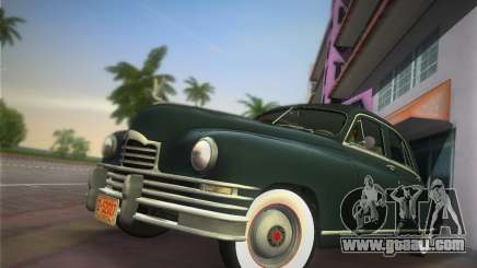 Packard Standard Eight Touring Sedan 1948 for GTA Vice City