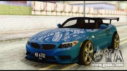 BMW Z4 sDrive28i 2012 for GTA San Andreas