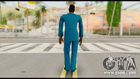 Lance Suit for GTA San Andreas second screenshot