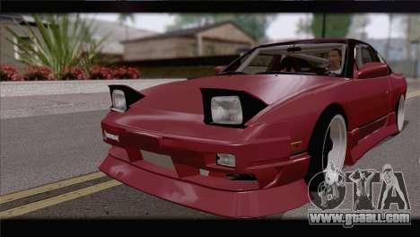 Nissan Silvia 240sx Ryan Tuerck for GTA San Andreas