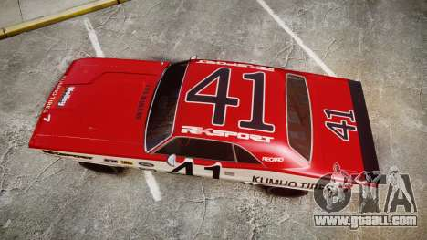 Dodge Challenger 1971 v2.2 PJ7 for GTA 4 right view