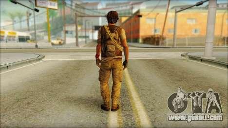 Adam (I Am Alive) for GTA San Andreas second screenshot