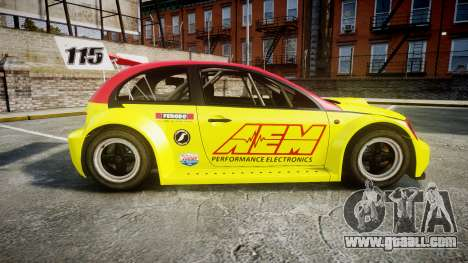 Zenden Cup AEM for GTA 4 left view