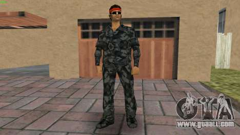 Camo Skin 12 for GTA Vice City