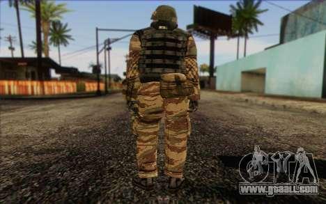 Soldiers MEK (Battlefield 2) Skin 1 for GTA San Andreas second screenshot