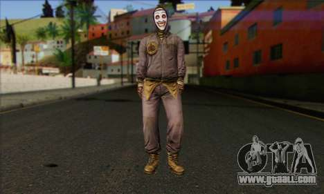 Gangster Joker (Injustice) for GTA San Andreas